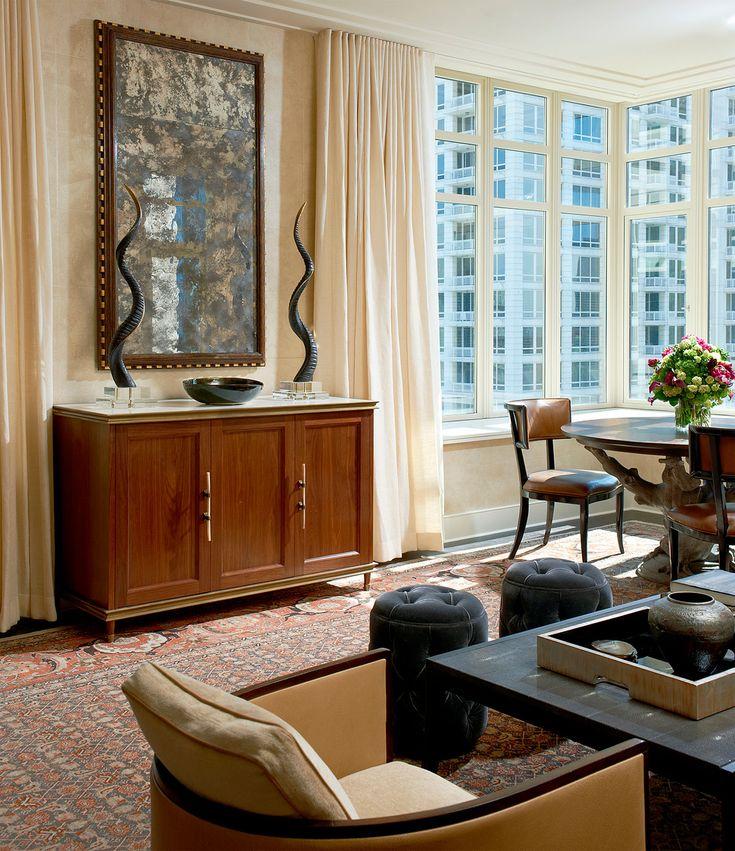 View A Portfolio Of Design Images From Frank Ponterio Interior On Dering Hall
