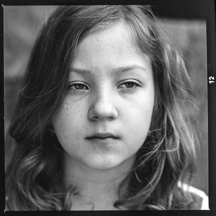 Olivie #Hasselblad & #Fomapan  #foma #portrait #d76 #closeup #naturallight #naturalportraits #march #2017