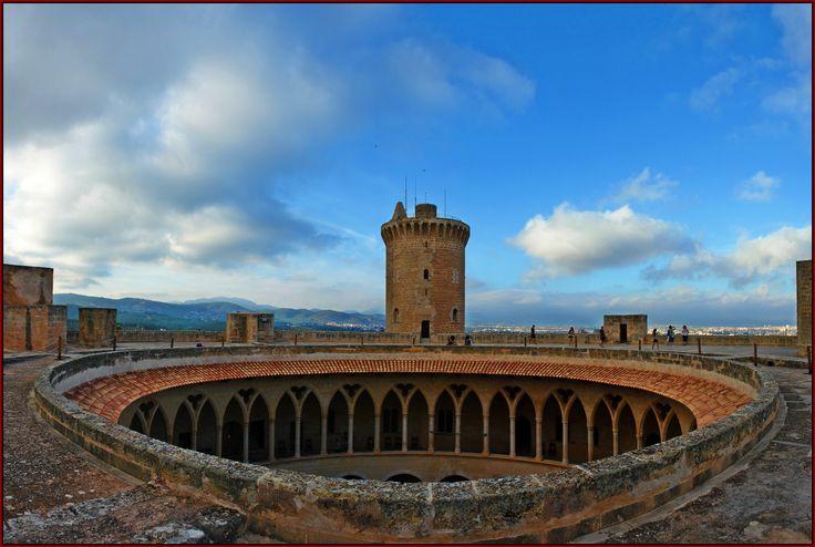 Palma de Mallorca. PM *** Castillo de Bellver