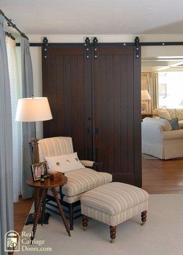 Interior Sliding Barn Doors For The Home Pinterest Flats Sliding Barn Door Hardware And