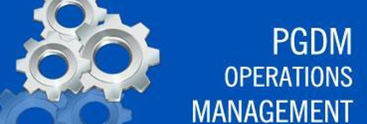 why is operations management important in cds Guided by cmmi's dmm and other industry standards, sandhill's approach to dg  fits within a holistic data management framework that framework provides the.