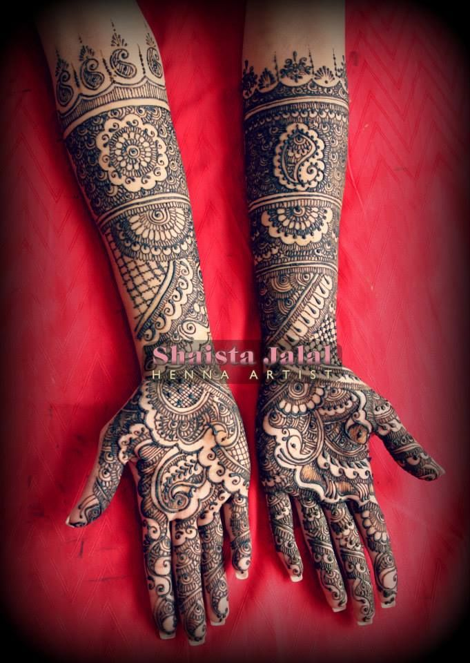 Best Bridal Mehndi : Best bridal mehndi in the world images on