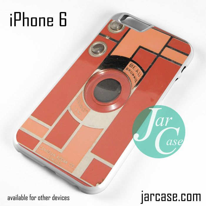 Pink Brownie Kodak Phone case for iPhone 6 and other iPhone devices