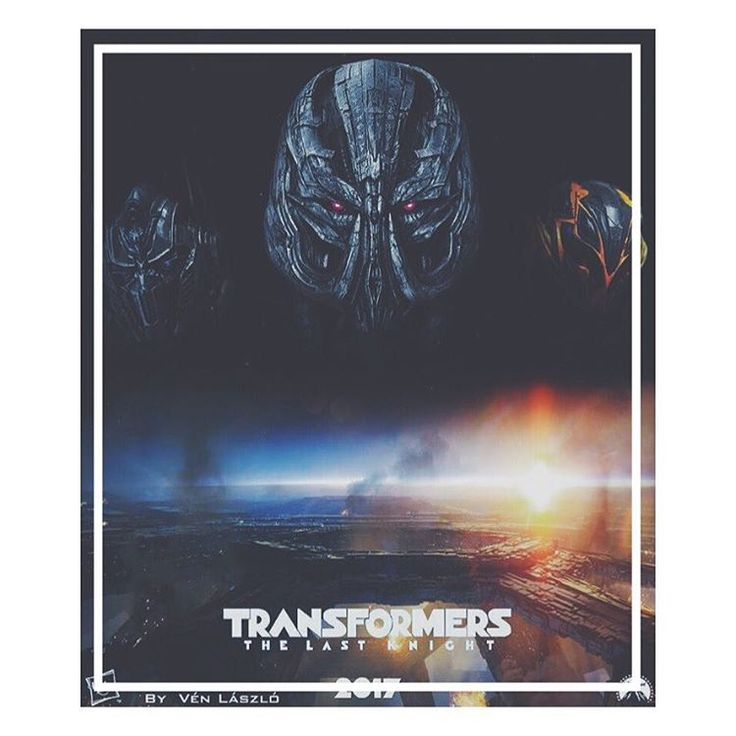 Transformers: Age of Extinction fan poster by Lazlow017