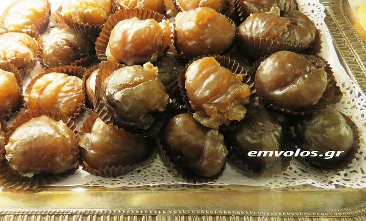 Συνταγή: Μαρόν γλασέ (κάστανα γλασέ) – Αυθεντική Iταλική συνταγή που πρωταγωνιστεί στα Χριστουγεννιάτικα γλυκά!