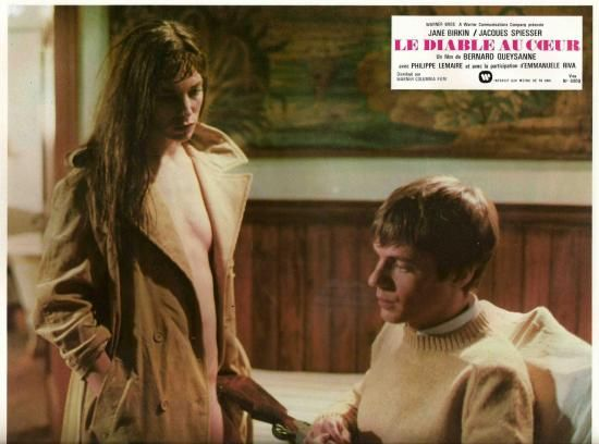 Film Friday's: Le Diable Au Coeur   The Devil in the Heart 1976