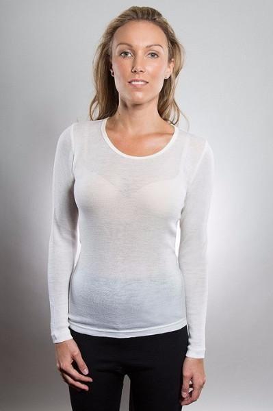 Merino Long Sleeve Shirt Base Layer Thermal - Smart Merino  - From Merino With Love - 100% Merino Made In New Zealand - https://www.smartmerino.co.nz/collections/womens