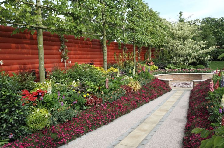 Crumlin Children's Hospital Garden in association with Kildare Growers www.bloominthepark.com