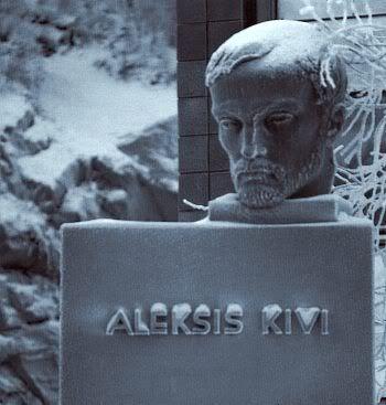 Aleksis Kivi (born Aleksis Stenvall, 1834-1872), Finnish playwright. #EUtah #byuinternational