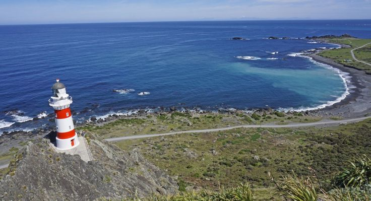 Putangirua Pinnacles and Cape Palliser