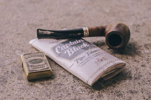 My Grandfather smoked Captain Black Gold exclusively for years and years.  He lived happily and in great health to the fine age of 97.  In his last year he read a few novels each week, having the sharpest mind I've ever encountered.  Tobacco stimulates the productions of acetylcholine, the neurotransmitter that protects the brain from Alzheimer's.  Enjoying a smoke in his honor today! WSH