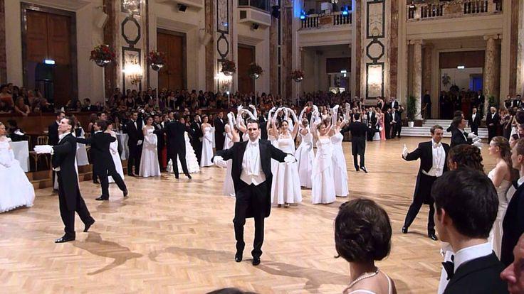 WU Ball 2014 Wien, Walzerformation