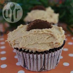 Peanut butter buttercream frosting @ allrecipes.co.uk