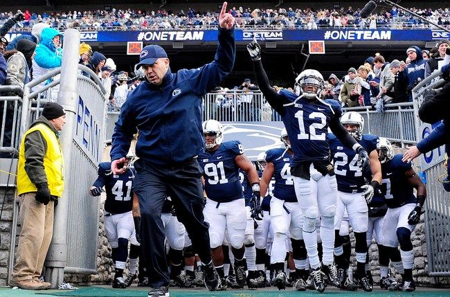 PENN STATE – FOOTBALL 2013 – Bill O'Brien's attempt at an encore won't be easy, but the roster still has talent. And if Hackenberg gets it early, it could get interesting.
