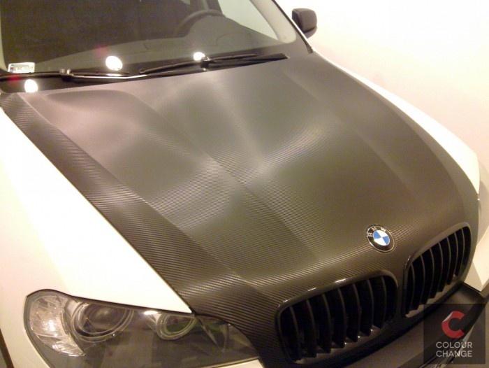 BMW X5 - carbon