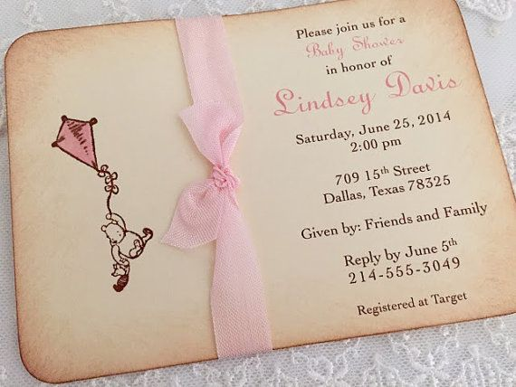 1000+ ideas about Invitations Baby Showers on Pinterest ...