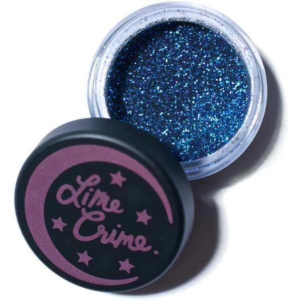 Lime Crime Aquarius Zodiac Eyeshadow ($6.50) ❤ liked on Polyvore featuring beauty products, makeup, eye makeup, eyeshadow, beauty, eyes, glitter eyeshadow, glitter eye shadow, lime crime and shimmer eye shadow