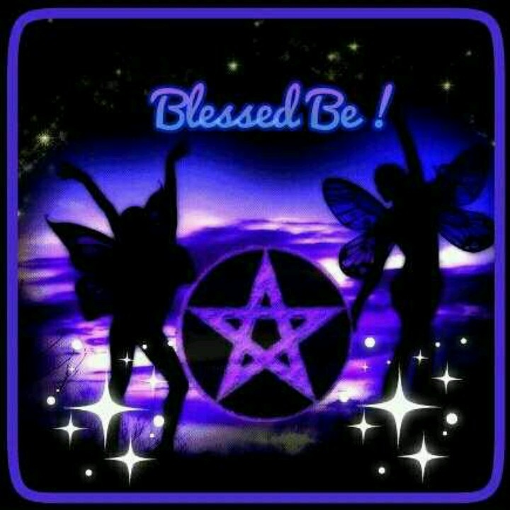 Wiccan pagan