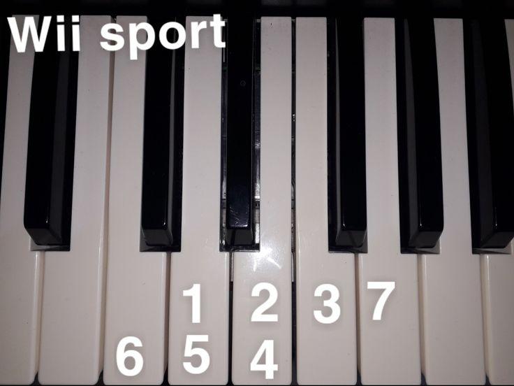 Wii sport music  – Maxima