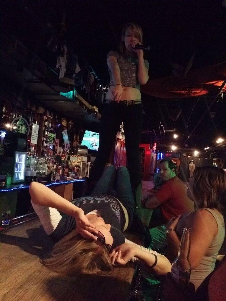 Coyote Ugly Bar, Nashville, TN.
