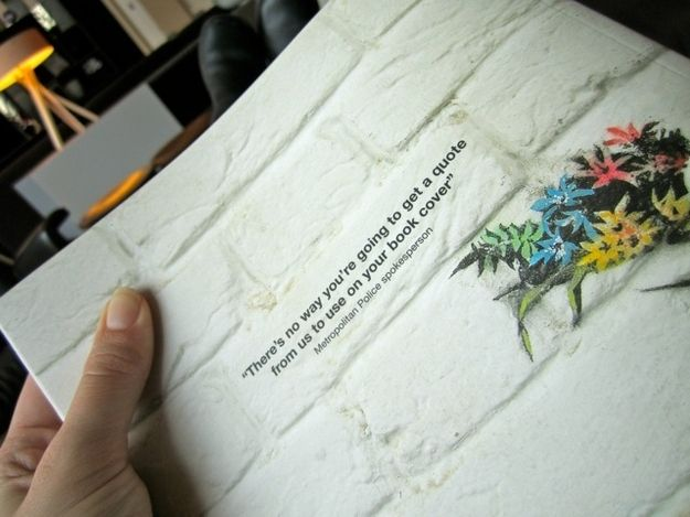 Banksy - Book quote #winning