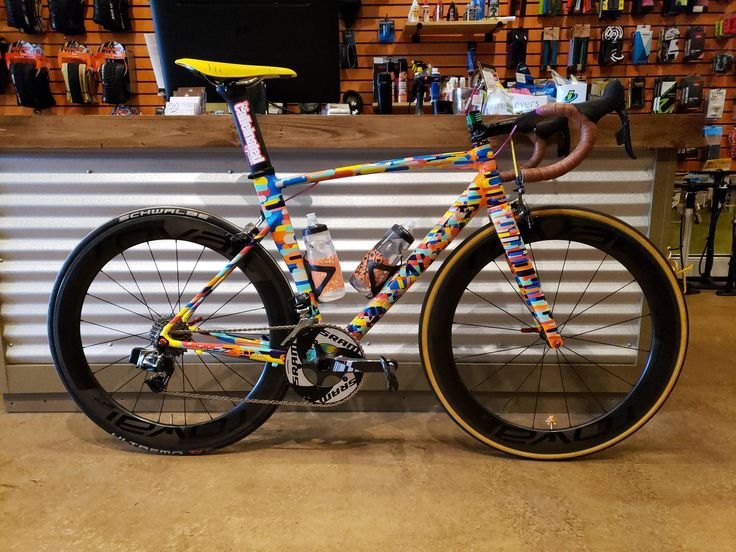 Nbd 2017 Rhc Allez Bicycling With Images Frame Set