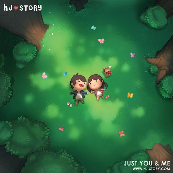 Just You & Me - image Adorable. Hj Story