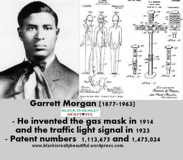 Garrett Morgan Black Is Beautiful Blacklives Matter