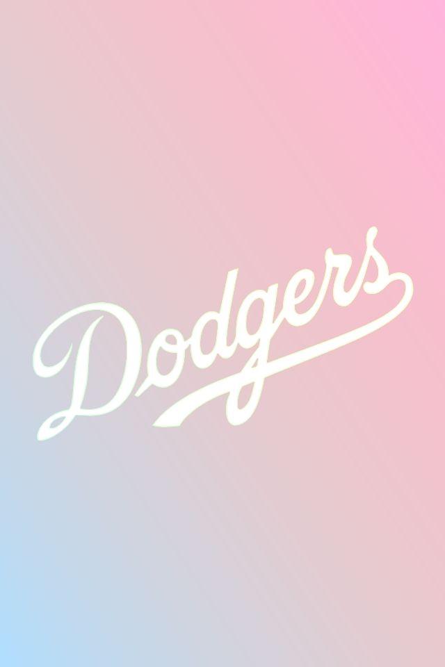 pink dodgers