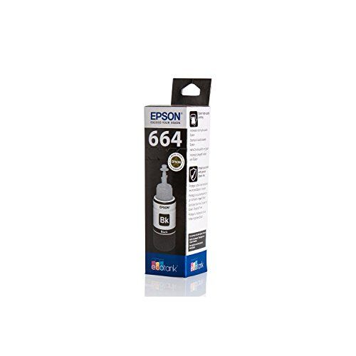From 8.57 Original Epson Ink Cartridge T6641capacity: Approximately 4000pages/5% For Epson Ecotank Et 2550black - (01) 1x Original T6641 - Black -