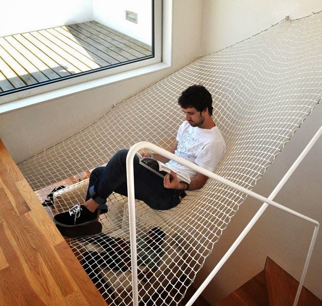 Indoor Hammock Bed - IcreativeD
