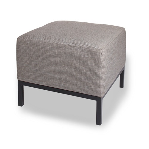 Excellent Puffed Upholstered Ottoman For The Home Pinterest Ottomans And Master Bedroom