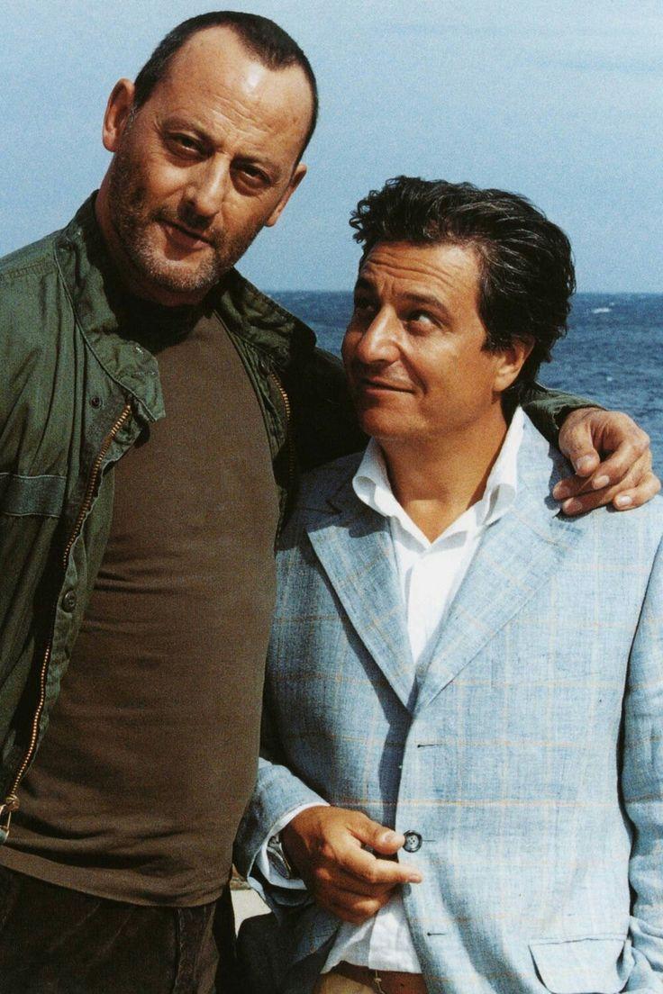 Jean Reno et Christian Clavier
