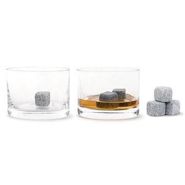 Teroforma Whiskey For Two Whiskey Tumblers & Stones