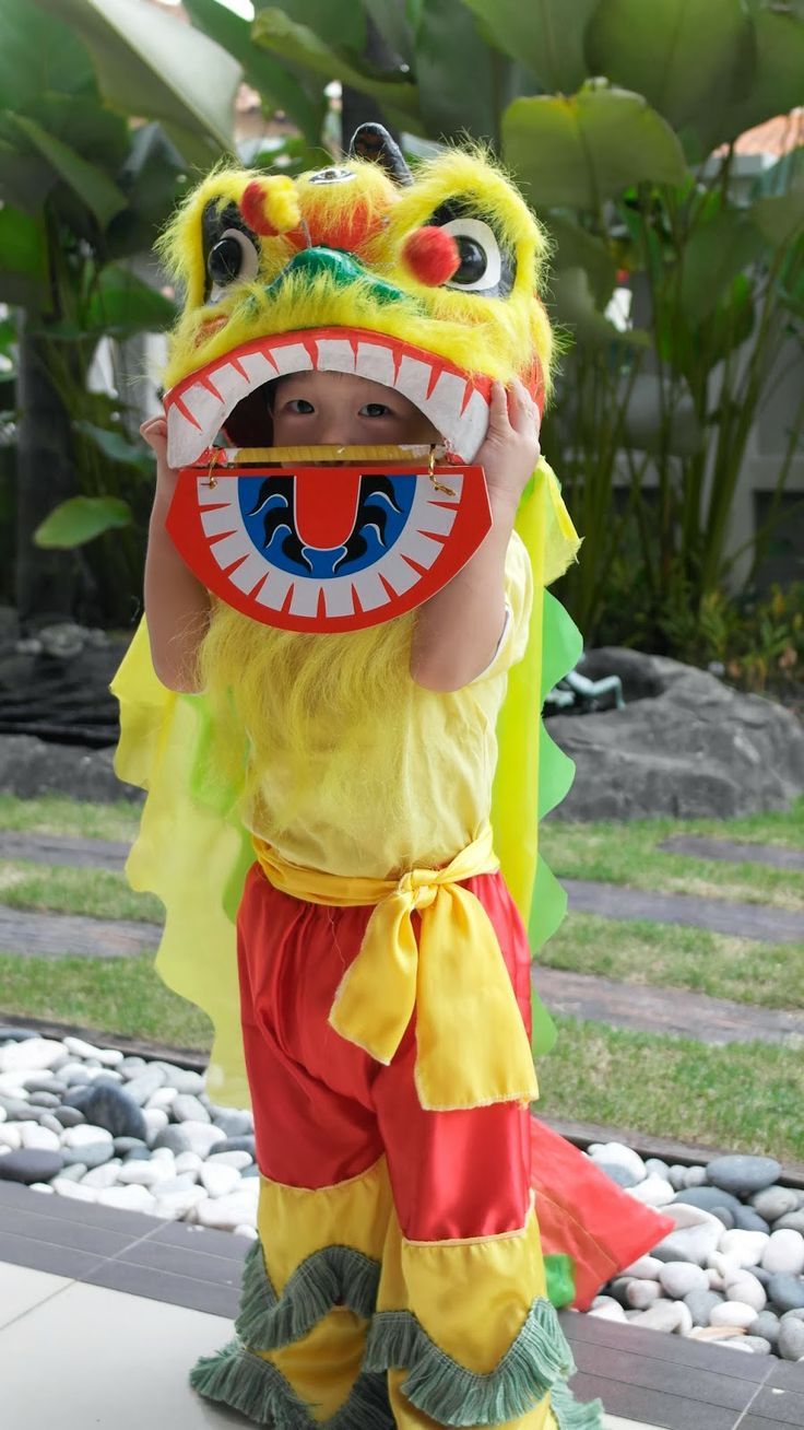 113 Best Images About Lion Dance Performer On Pinterest
