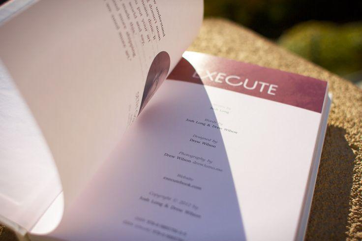 Execute - A book by Drew Wilson & Josh Long