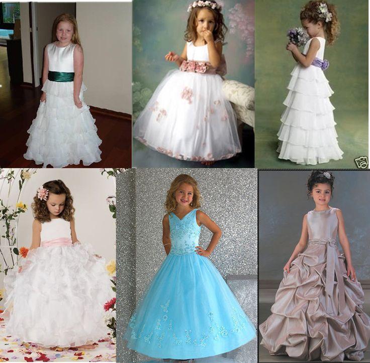 Дети в платье