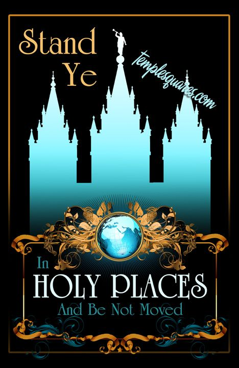 19 best images about Stand Ye In Holy Places on Pinterest