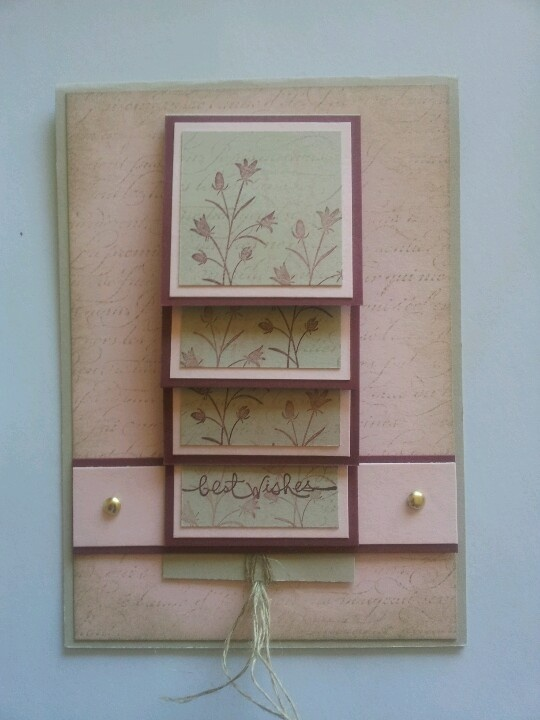17 best images about cards waterfall on pinterest the for Waterfall design in scrapbook