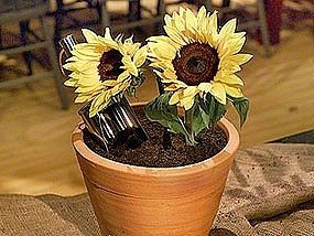 How to Make a Dirt Cake Flowerpot