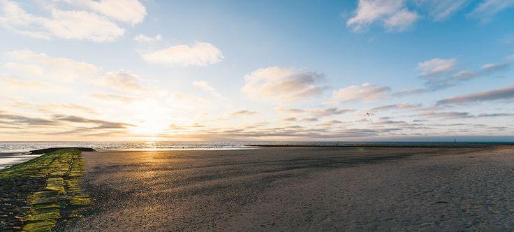 Norderneys schönster Blick – von der Terrasse der Marienhöhe