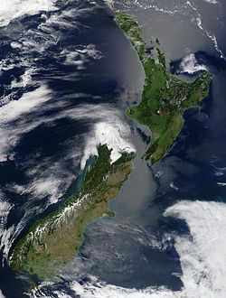 New Zealand... The land we love!
