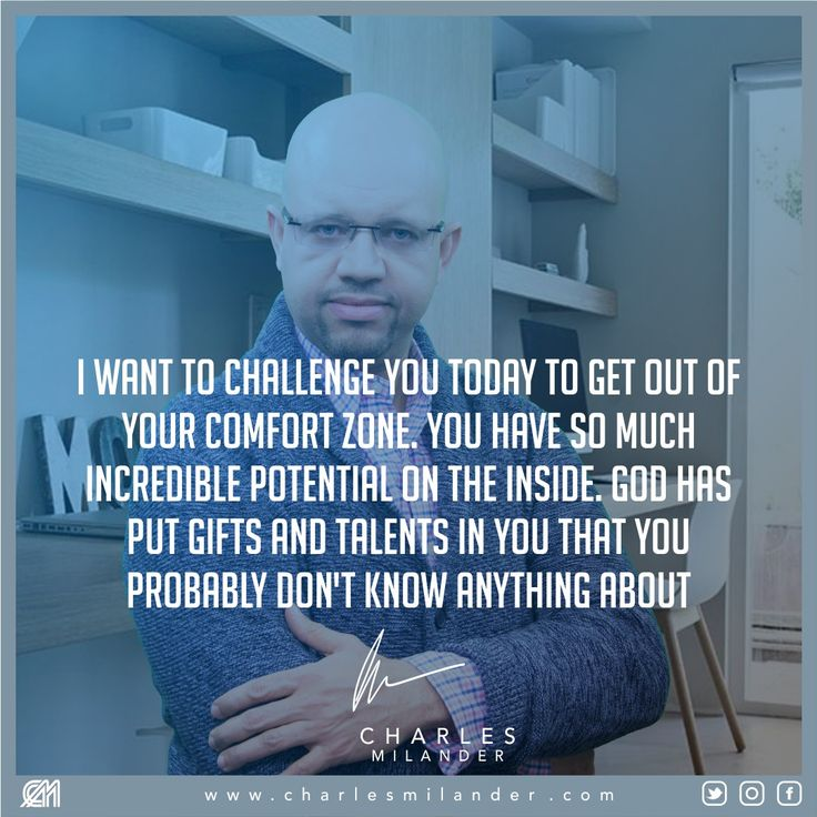 I want to challenge you today to get out of your comfort zone. You have so much incredible potential on the inside. God has put gifts and talents in you that you probably don't know anything about. #bible #Jesus #Jesuschrist #working #founder #startup #money #startuplife #successful #passion #inspiredaily #hardwork #hardworkpaysoff #desire #motivation #motivational #lifestyle #happiness #entrepreneur #entrepreneurs #entrepreneurship #entrepreneurlife #business #businessman #quoteofthed..