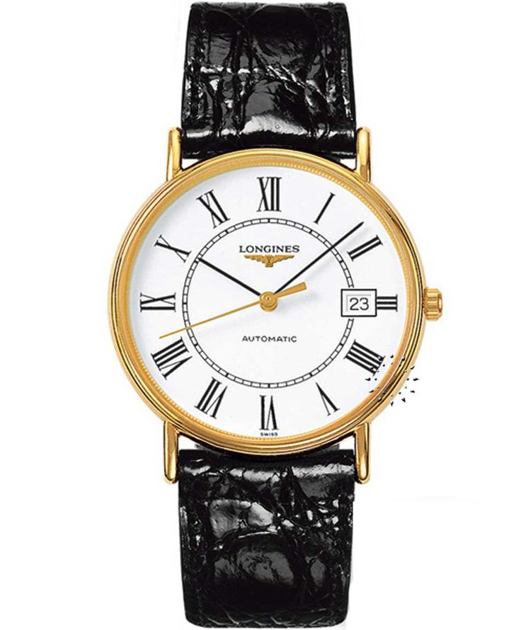 LONGINES Les Grande Classique Ladies Black Leather Strap Τιμή: 880€ http://www.oroloi.gr/product_info.php?products_id=34365