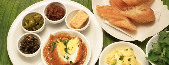 シンガポール料理の海南チキンライス専門店Mu‐Hung(夢飯)