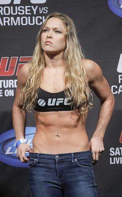 Ronda Rousey // motivation