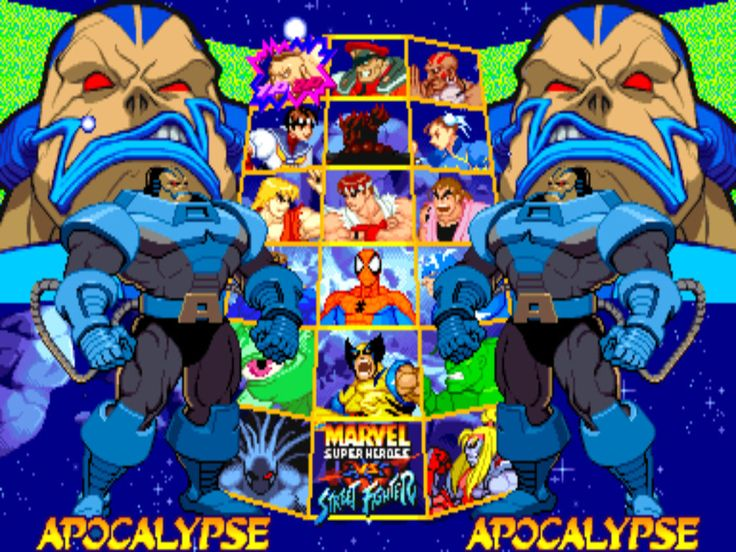 Arcade Marvel – Wonderful Image Gallery