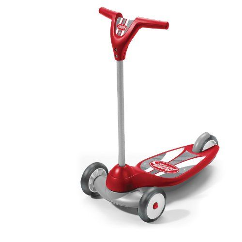 Radio Flyer My First Scooter, cool gift for a three year old. #FirstScooter #BestToys