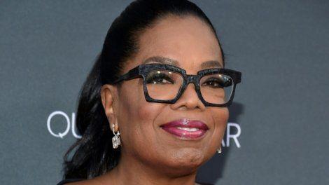 People: la présentatrice star Oprah Winfrey s'est amusée d'une éventuelle candidature à l'élection présidentielle américaine lors d'une interview