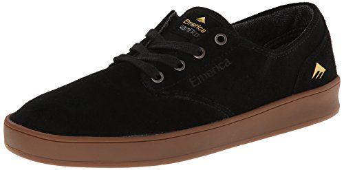 EMERICA Shoe THE ROMERO LACED black/gum schwarz 12 - http://on-line-kaufen.de/emerica/46-eu-emerica-the-romero-laced-herren-15
